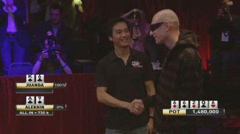 John Juanda osvaja World Series of Poker Europe! 101