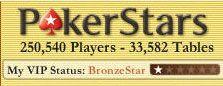 Rezultati svetskih rekorda na PokerStars 101