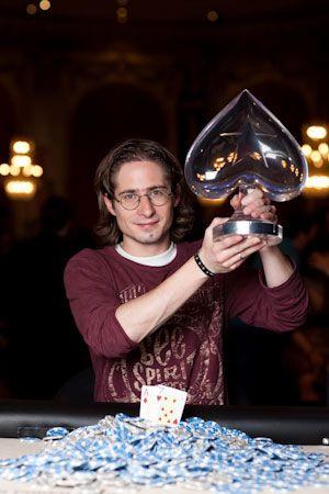 Moritz Kranich je pobednik ETP Deauville 101