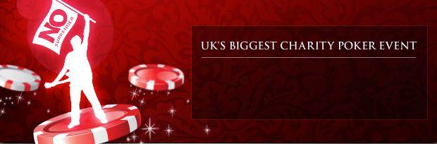 """Poker igrači kažu """"NEMA PREDAJE"""" na najvećem dobrotvornom turniru u UK 101"""