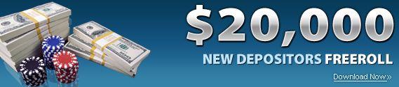 Titan Poker nudi  FREE za prvi depozit! 102