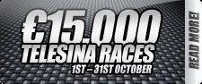 Jose GoToCashier Quintas pobednik Oktobarske trke - Rake Race 105