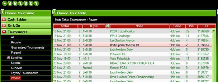 Igrajte za PokerNika.com na borbi foruma - 19. novembar/studeni #1 101