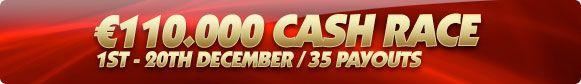 Rake Race PokerNika za Decembar i €5.000 ekskluzivno - NOIQ nudi još €250.000 tokom... 101