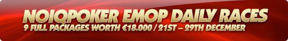 Rake Race PokerNika za Decembar i €5.000 ekskluzivno - NOIQ nudi još €250.000 tokom... 103