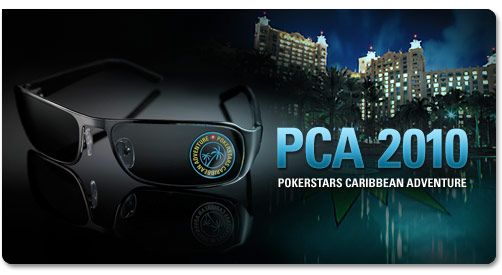 PokerStars Caribbean Adventure: Wayne Bentley čip lider na Danu 1A 101