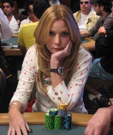 Erica Schoenberg nominovana za najseksipilniju ličnost u Svetu Pokera u 2010. 101