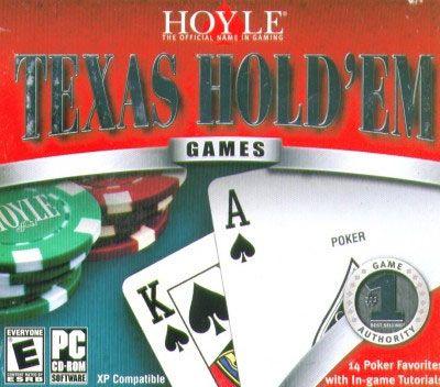 Poker na konzoli - Xbox uživo: Hoyle Texas Hold'em 101