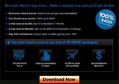 8 načina za 88 WSOP paketa sa Pacific Pokerom 101