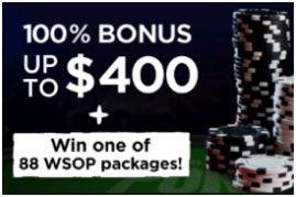 8 načina za 88 WSOP paketa sa Pacific Pokerom 102