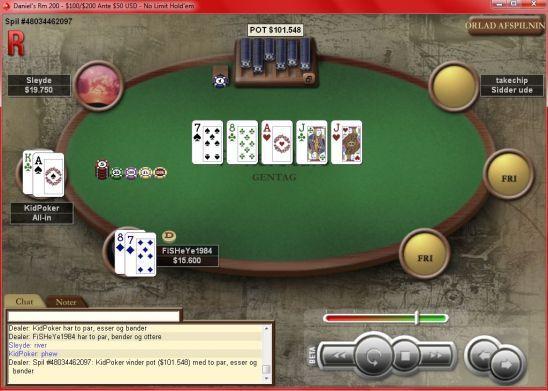 Daniel Negreanu u usponu na PokerStarsu 101