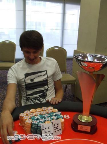 Imamo pobednika - Croatian Poker Series - Anton Shumilov 101