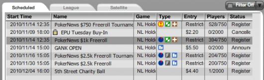 Ekskluzivan 0 i .000 Freeroll na Lock Pokeru ove Nedelje - Samo registracija za... 101