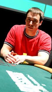 Джейсон Деввит был чип-лидером после 3-ех игровых дней