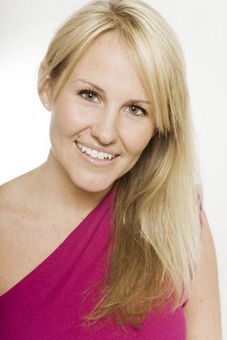 British Presenter Laura Cornelius