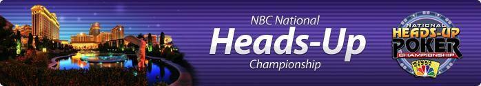 Dnes startuje NBC Heads-Up Championship a můžete se těšit na Live reporting v češtině! 102
