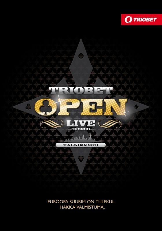 Triobet ootab Tallinna megaturniirile üle 1000 mängija! 101