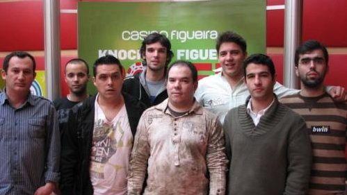 Elton Martins é o grande vencedor do Knock-Out Figueira Poker Tour Etapa #3 101