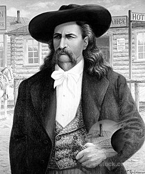 """Jamesas """"Laukinis Billas"""" Hickokas"""
