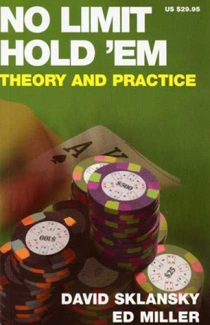 Knygų lentyna: Holdem trilogija su Edu Mileriu, Masonu Malmuthu ir Davidu Sklansky 103