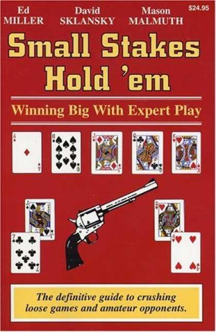 Knygų lentyna: Holdem trilogija su Edu Mileriu, Masonu Malmuthu ir Davidu Sklansky 101