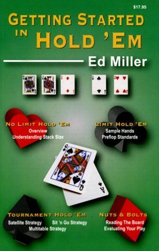 Knygų lentyna: Holdem trilogija su Edu Mileriu, Masonu Malmuthu ir Davidu Sklansky 102