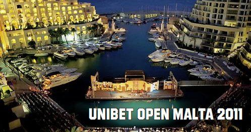 Unibet Open Malta totalizatorius 101