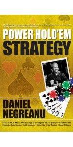 Biblioteczka pokerzysty - Power Holdem Strategy Daniela Negreanu 101