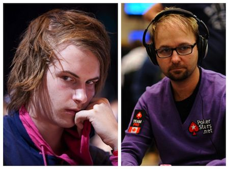 PokerStars의 SuperStar Showdown, Daniel Negreanu 대 Viktor Blom 101
