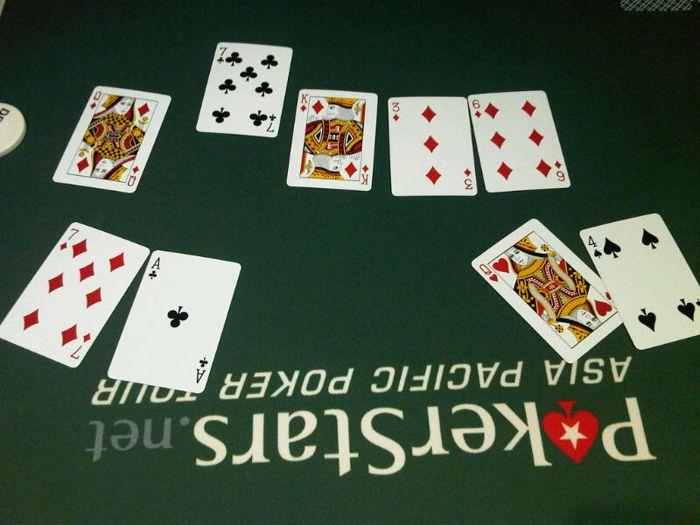 Macau Poker Cup 새틀라잇 3월 13일 104