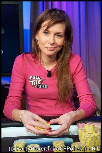 Наталья Никитина вошла в историю покера