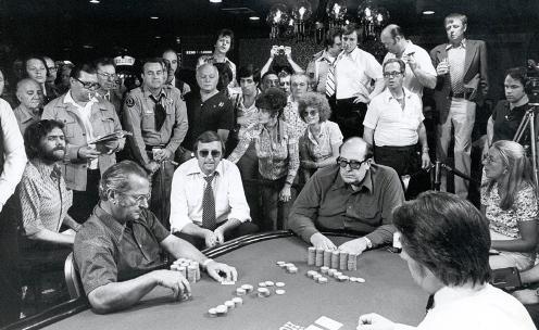 1976 m. WSOP pagrindinio turnyro dvikova