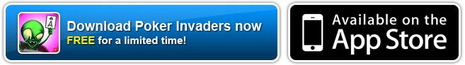 PokerNews представя: Poker Invaders безплатна игра за iPhone 101