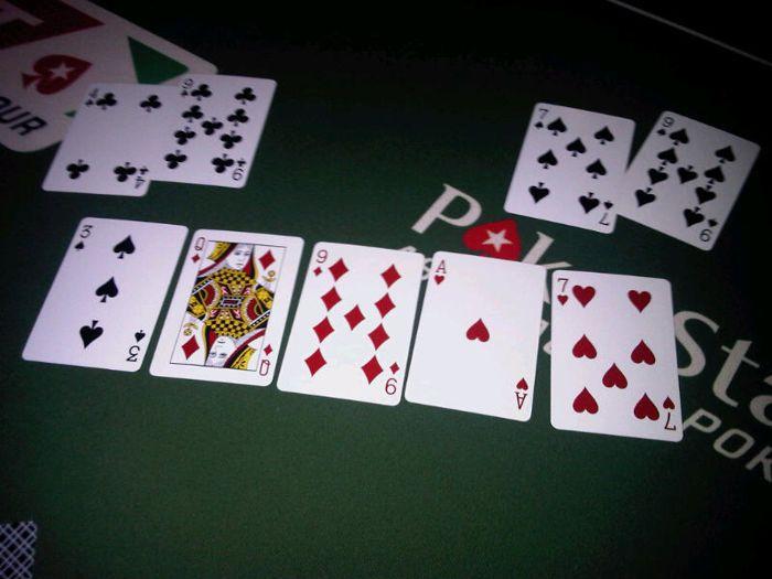 3월 19일 Poker Tour 104