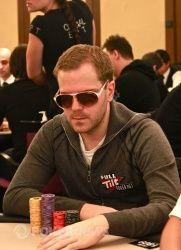 Michael Tureniec играет стабильно - он на 12-ой позиции в списке лидеров