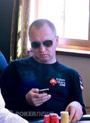Александр Кравченко занял 16-ое место