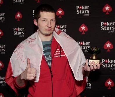 Svečias iš Lenkijos Jakub Wisnicki iškovojo trečiąją vietą