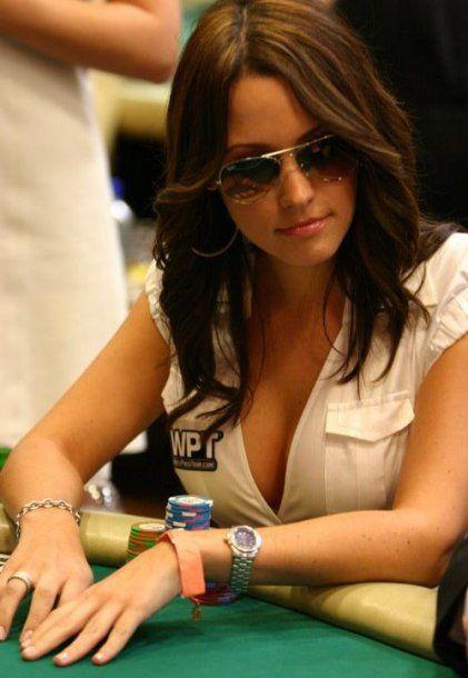 Poker mniej serio: prezenterki programów pokerowych 102