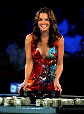 Poker mniej serio: prezenterki programów pokerowych 101