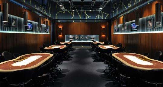 Καινούριο poker room στο Regency Thessaloniki 101