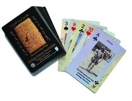 Poker mniej serio - 6 ciekawych talii kart 102