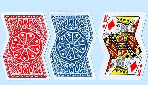 Poker mniej serio - 6 ciekawych talii kart 105