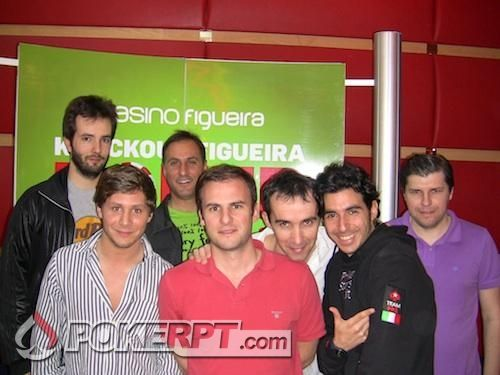 André Pais é o novo campeão do Knockout Figueira Poker Tour 101