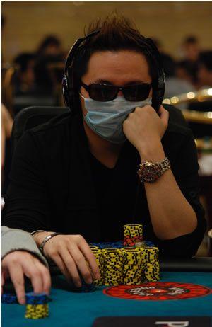 2011扑克之星澳门百万大奖赛冠军诞生 103
