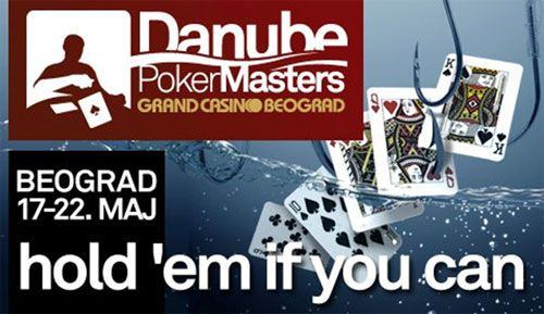Danube Poker Masters
