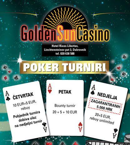 Golden Sun Casino, Dubrovnik