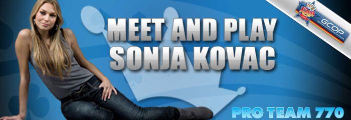 Upoznaj se i igraj sa Sonjom Kovač!