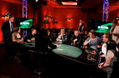 Přímý přenos Big Game již tento pátek exkluzivně na PokerNews 101