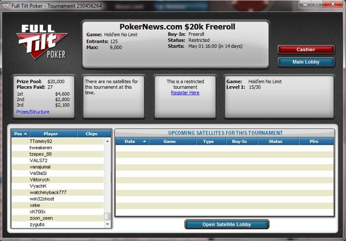 Рекорден PokerNews ,000 фрийрол с вход само 200 точки 101