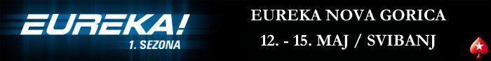 Šta kažete na besplatnu kartu vrednu €330 za Eureka Poker Tour turnir? 101